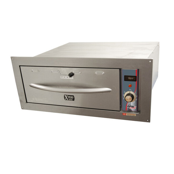 APW Wyott HDDi-1B Built-In Single Drawer Warmer