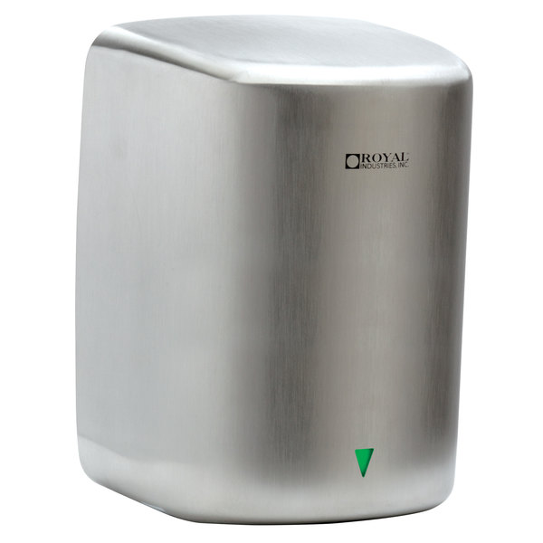 Royal JA05 Stainless Steel High Speed Automatic Hand Dryer - 1600W