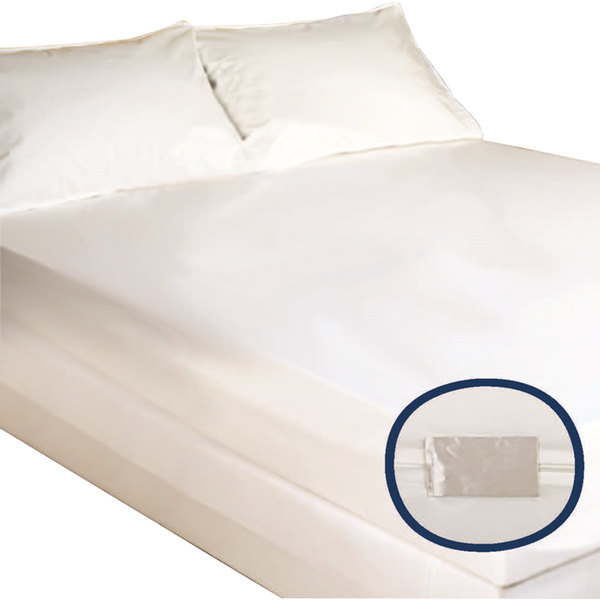 Bargoose Hybrid Zippered Bed Bug Proof Long Twin Mattress Encasement