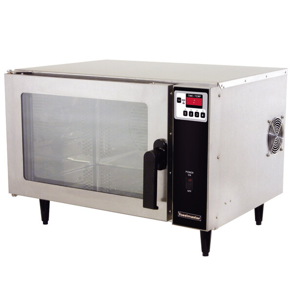 Toastmaster XO-1NE Omni Countertop Convection Oven with Electronic Controls - 120V