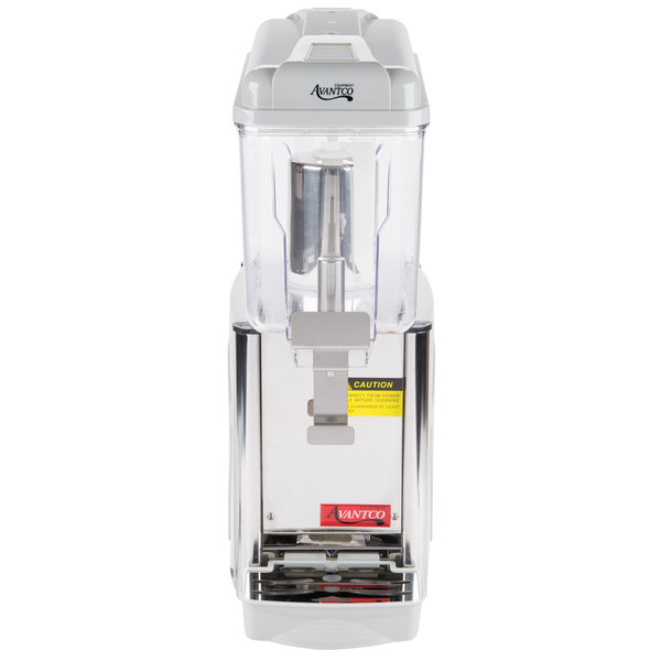 Avantco RBD31 Single 3 Gallon Bowl Refrigerated Beverage Dispenser