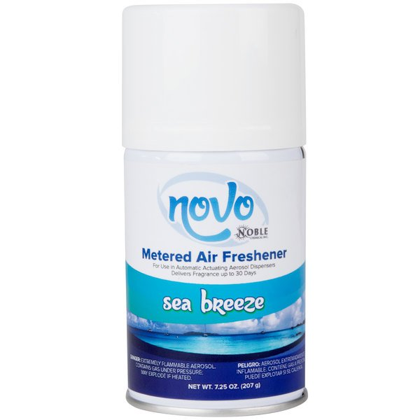 Noble Chemical Novo 7.25 oz. Sea Breeze Scent Metered Air Freshener Refill