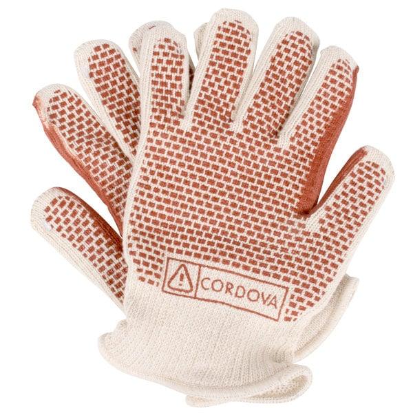 Hot Mill Knit Gloves - 2/Pair