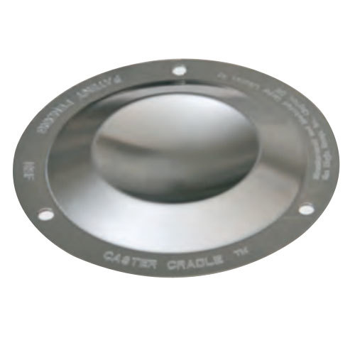 Eagle Group CC-S-2 Stainless Steel Caster Cradle