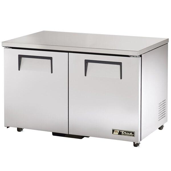 True TUC-48-HC-ADA 48 inch ADA Height Undercounter Refrigerator