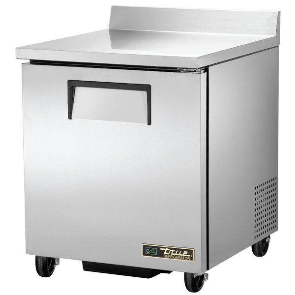 True TWT-27-ADA Refrigerator Single Door Work Top Refrigerator ADA Compliant