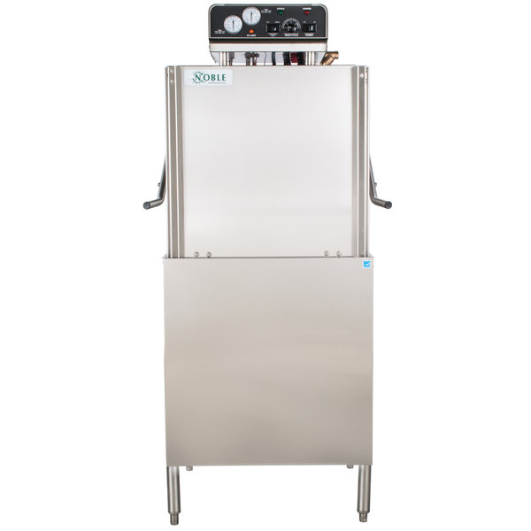Noble Warewashing HT-180 High Temperature Dishwasher