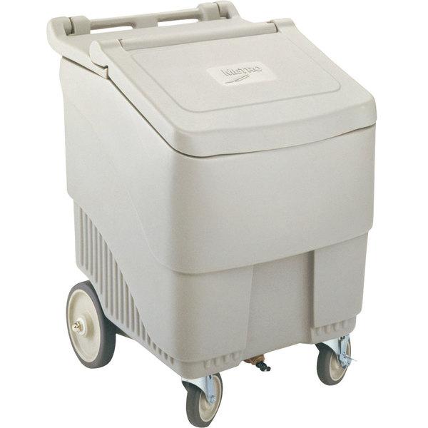 Metro IC125 Mobile Ice Bin - 125 lb. Capacity