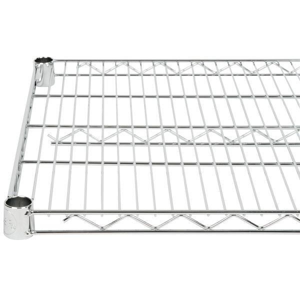 Regency 21 inch x 30 inch NSF Chrome Wire Shelf