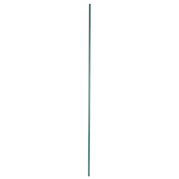 Regency 86 inch NSF Green Epoxy Mobile Shelving Post