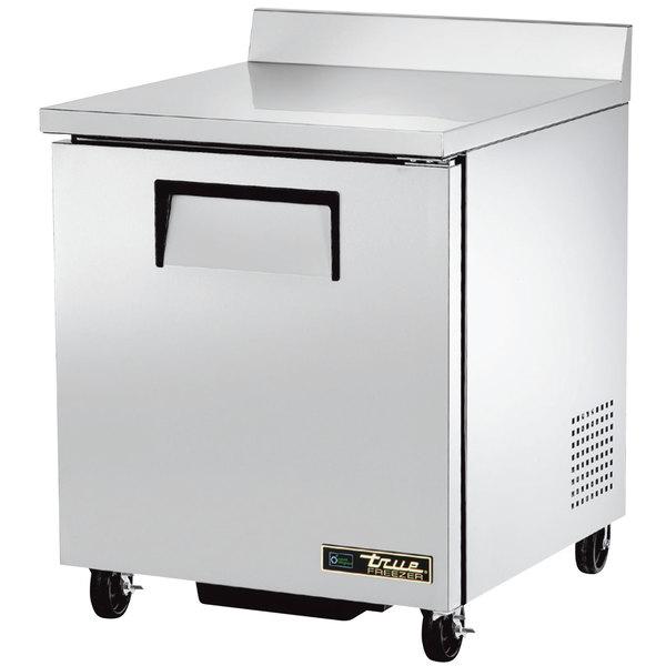 True TWT-27-HC-ADA 27 inch Single Door ADA Compliant Worktop Freezer
