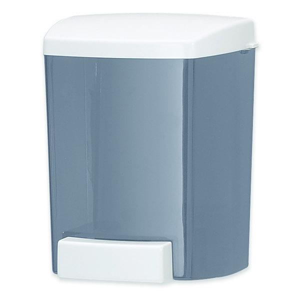 San Jamar SF30TBL 30 oz. Bulk Foaming Soap Dispenser - Arctic Blue