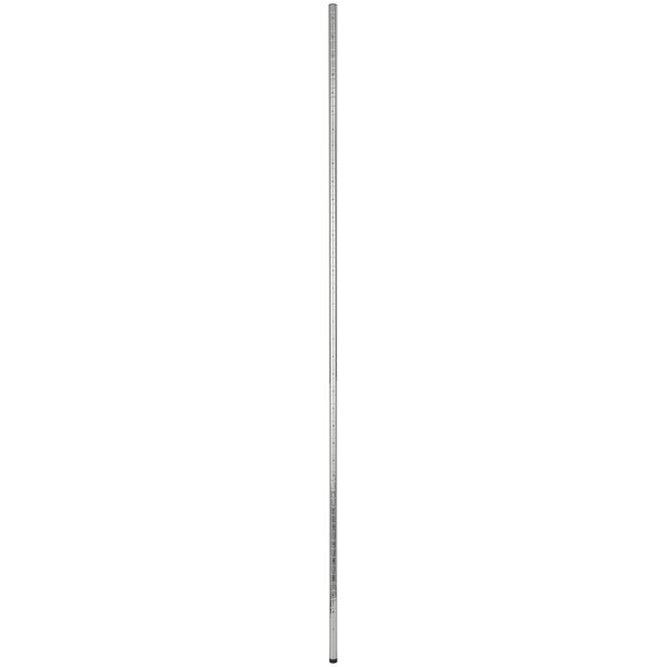 Regency 74 inch NSF Chrome Post
