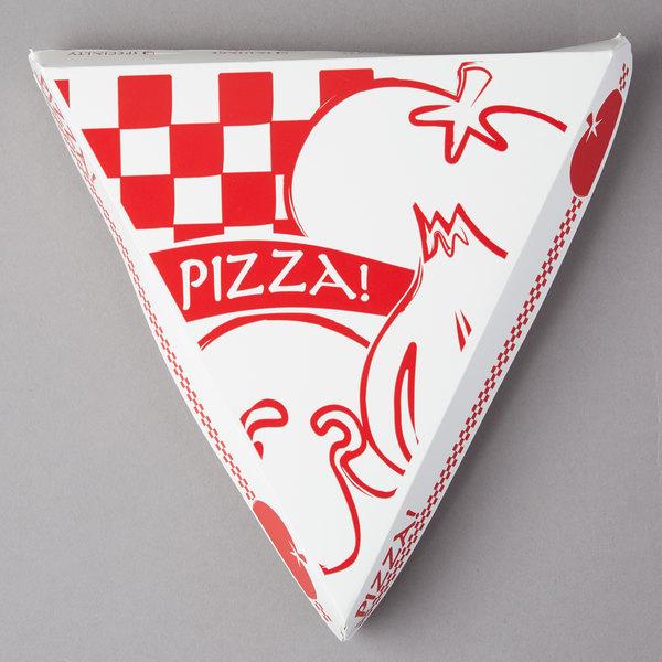 Pizza Wedge Box / One Slice Pizza Box  - 400/Case