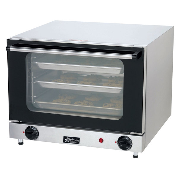 Countertop Convection Oven Ratings : Star CCOQ-3 Electric Countertop Quarter Size Convection Oven 120V