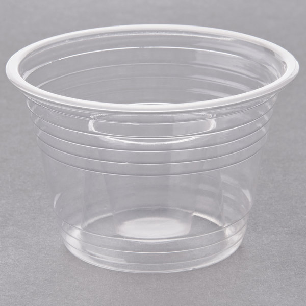 Disposabomb™ Clear Bomb Shot Cup / Power Bomb - 500/Case