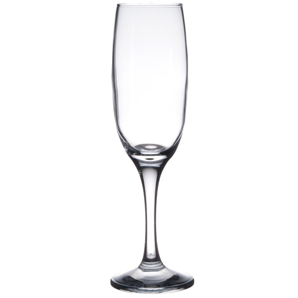 Anchor Hocking H001238 Excellency 7.25 oz. Flute Glass - 12/Case