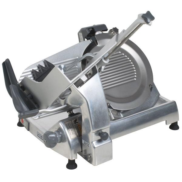Hobart HS6N-1 13 inch Manual Slicer - 1/2 hp
