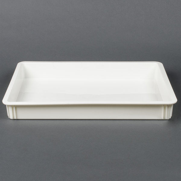 Choice 18 inch x 26 inch x 3 inch Dough Proofing Box