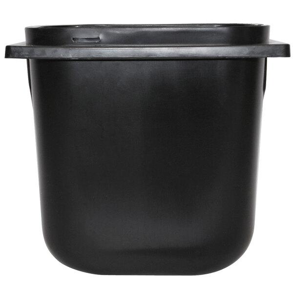 Cecilware A2003 Black 2.5 Qt. Polypropylene Crushed Fruit Jar