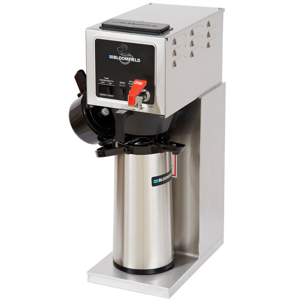 Bloomfield 8773AF Integrity Automatic Airpot Coffee Brewer, 120V; 1500W