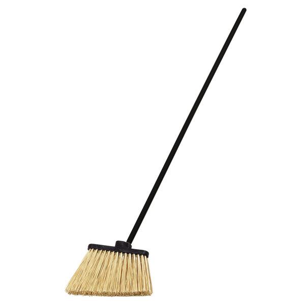 Carlisle 3686500 Duo Sweep 48 inch Medium Duty Angle Broom