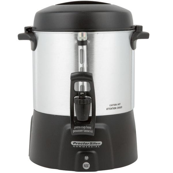 Proctor Silex 45040 40 Cup (1.6 Gallon) Coffee Urn