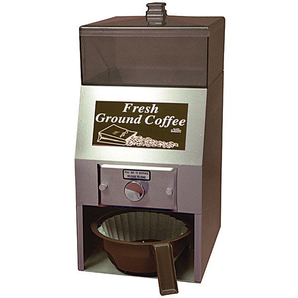 Cecilware Model A Al-Len Ground Coffee Dispenser
