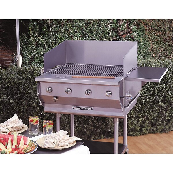 Bakers Pride CBBQ-30S 30 inch Ultimate Outdoor Gas Charbroiler