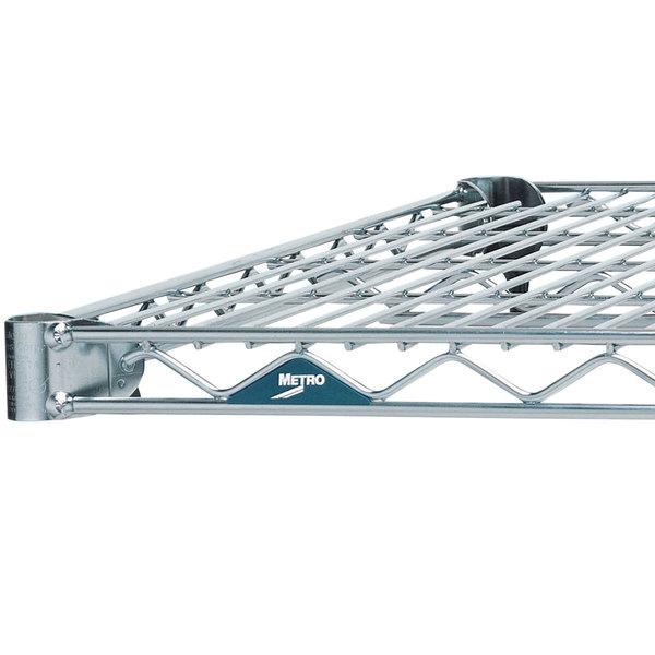 Metro 1436BR Super Erecta Brite Wire Shelf - 14 inch x 36 inch