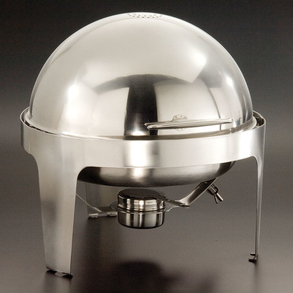 American Metalcraft ADAGIORD18 7 Qt. Adagio Stainless Steel Chafer