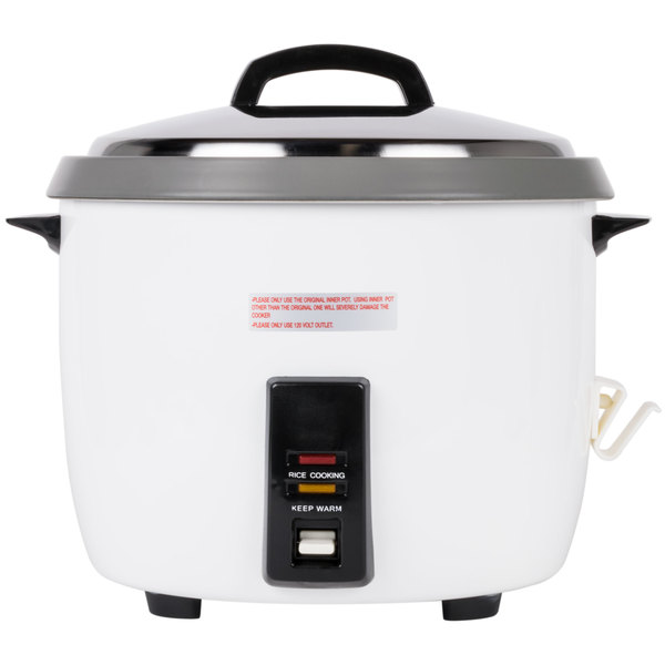30 Cup Non-Stick Commercial Rice Cooker and Warmer