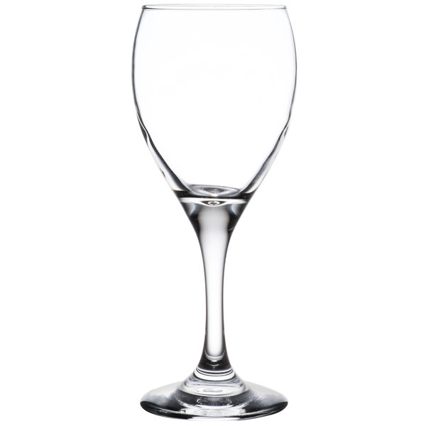 Libbey 3965 Teardrop 8.5 oz. White Wine Glass - 24/Case
