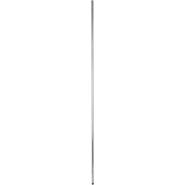 Regency 86 inch NSF Chrome Post