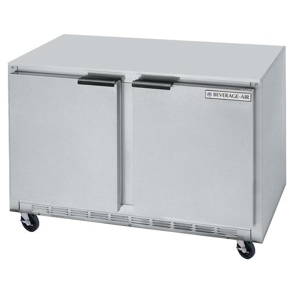 Beverage Air UCF48A 48 inch Undercounter Freezer - 13.9 Cu. Ft.