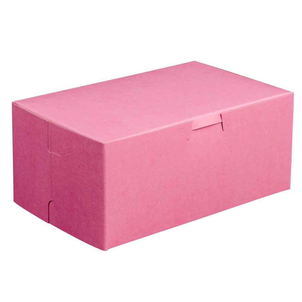 Pink Cake / Bakery Box - 250 / Bundle