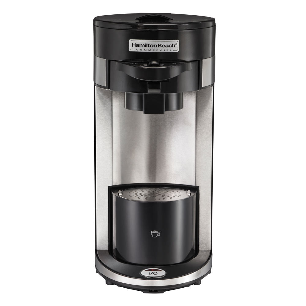 Coffee Maker For One : Hamilton Beach HDC300 FlexBrew Single Serve Coffee Maker - 120V, 600W