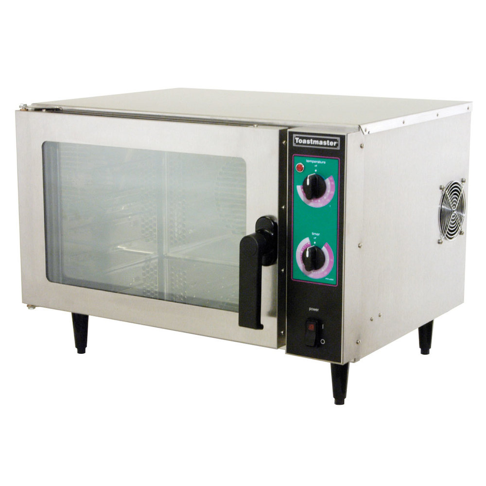 Countertop Glass Oven : Toastmaster XO-1N Omni Countertop Convection Oven - 120V