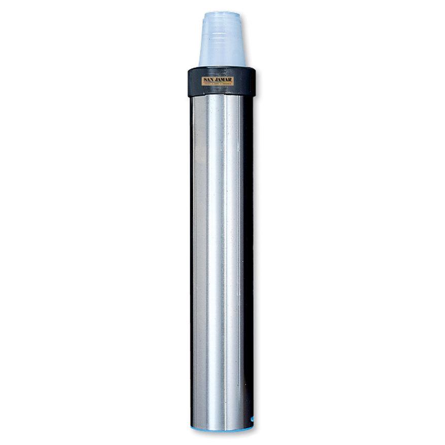 san jamar c3200eh stainless steel surface mount horizontal