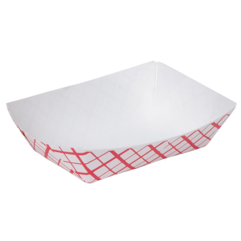 paper food trays Take-out containers & boxes filter results clear all category select a different category disposables  boardwalk paper red weave food tray, #1, 1000 ct.