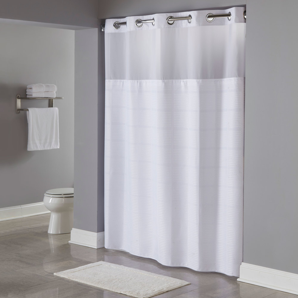 shower curtain magnets