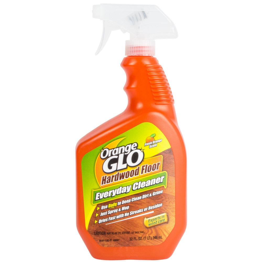 Orange Glo 32 Oz. Hardwood Floor And Surface Cleaner