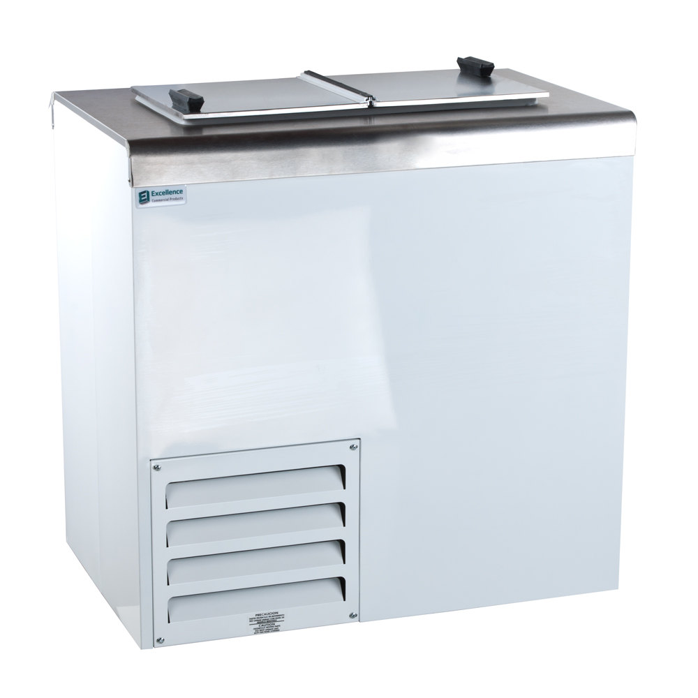 Excellence Hff 2 32 Quot Flip Lid Ice Cream Dipping Cabinet
