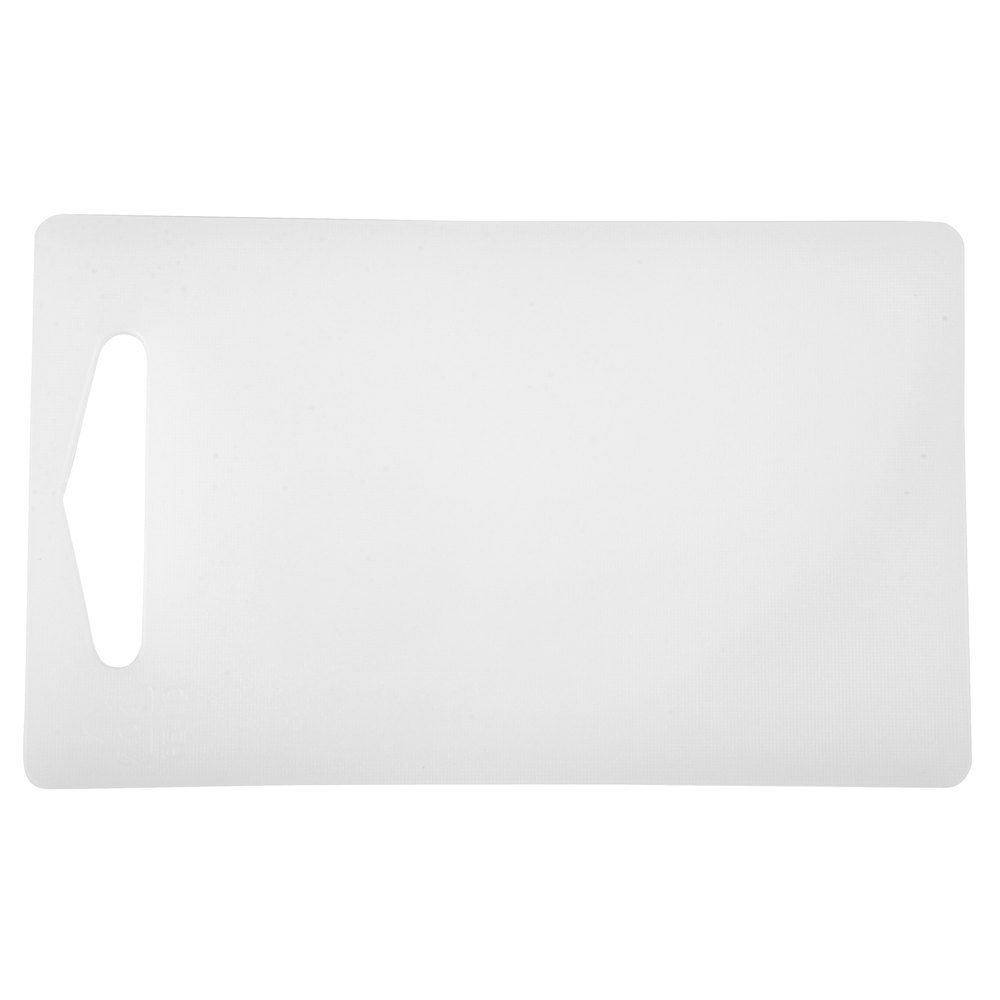 6 x 10 x 3 8 white poly cutting board for White cutting board used for