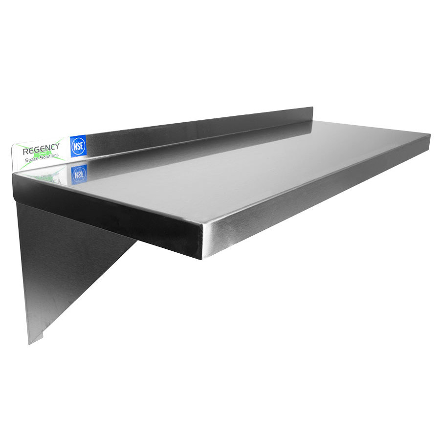 Stainless Steel Shelves Regency 72 Quot Stainless Steel