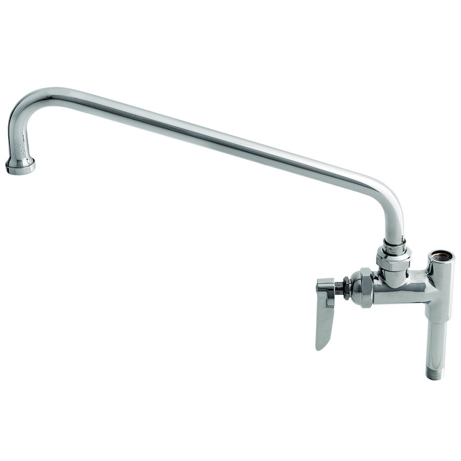 """14"""" T&S B 0158 Add on Faucet for Pre Rinse Units"""