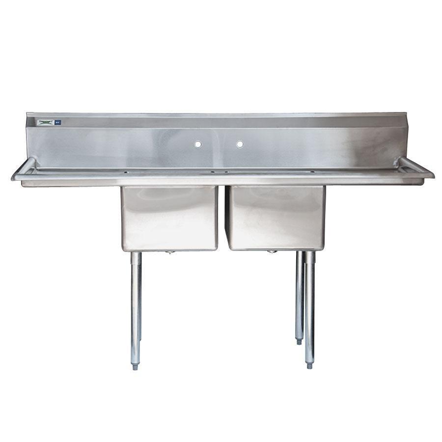 Best Stainless Steel Sinks Gauge : Regency 72
