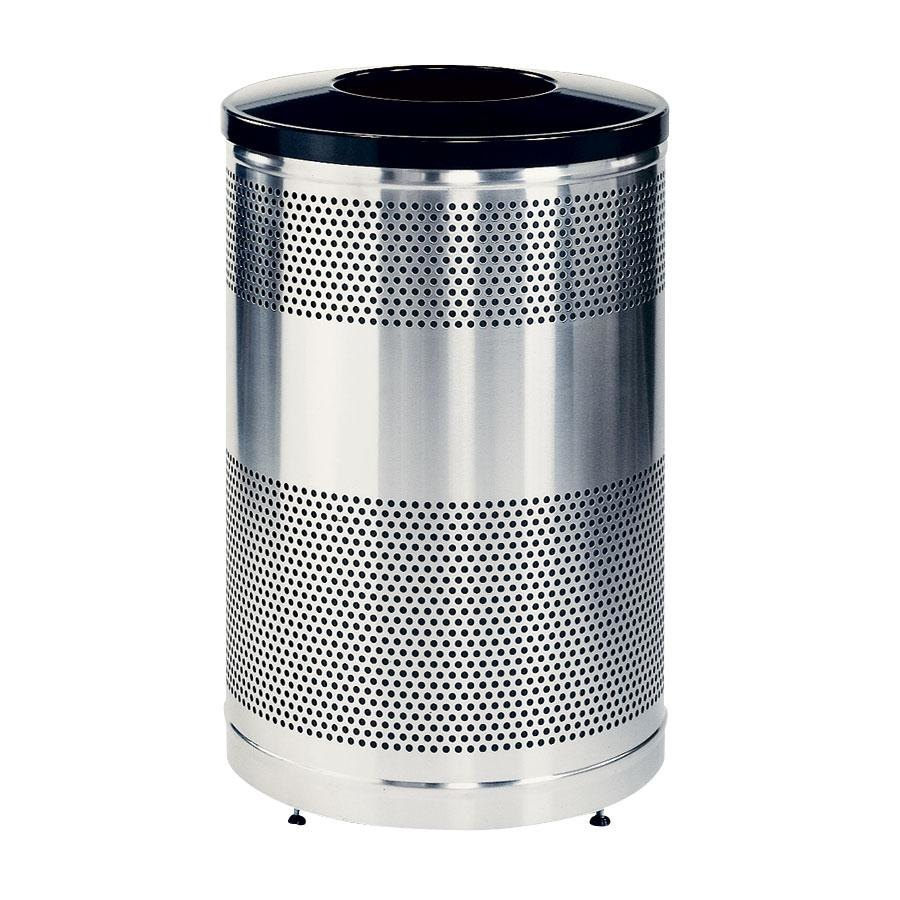 Decorative garbage can covers