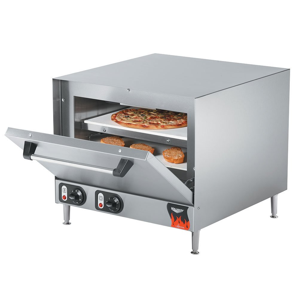 Countertop Oven Electric : Vollrath 40848 Countertop Electric Pizza Oven with 2 Ceramic Decks 208 ...