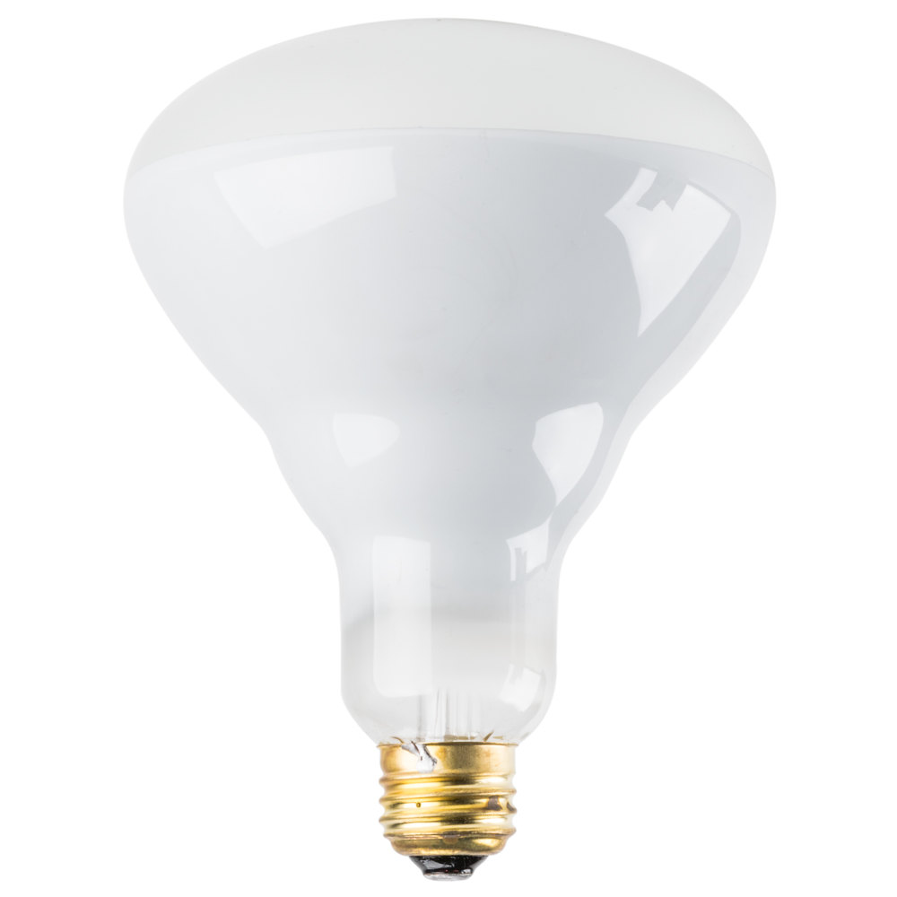 120 watt indoor flood lamp rough service light bulb 130v. Black Bedroom Furniture Sets. Home Design Ideas